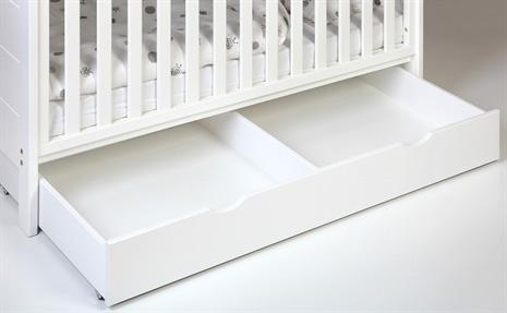 Tips på barnsängar med förvaring